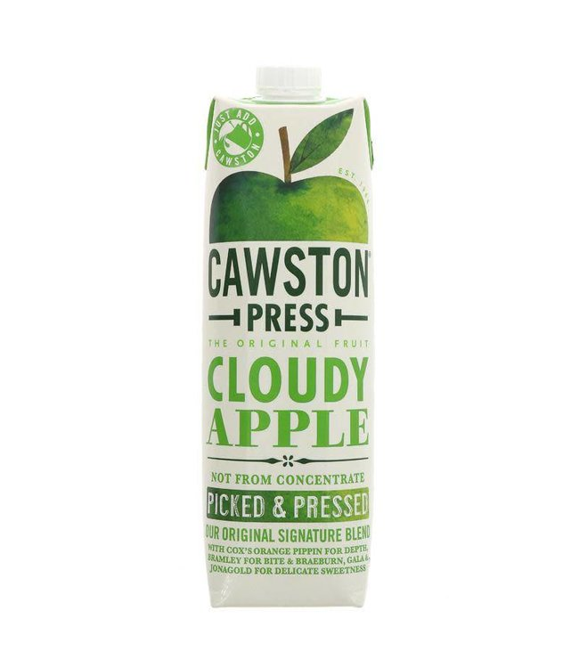 Cawston Press Cawston Press Cloudy Apple 1l