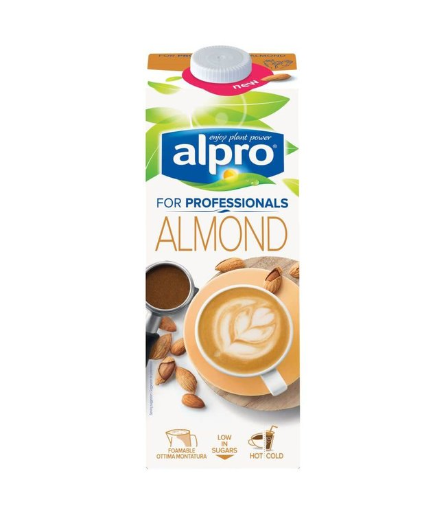 Provamel Alpro Almond Drink For Professionals 1l