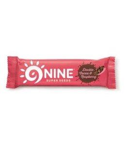 9 Bar 9bar Double Cocoa & Raspberry 40g