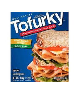 Tofurky Tofurky Oven Roasted Turkey Style Deli Slices 156g