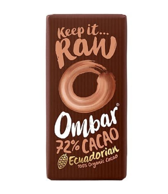 Ombar Ombar 72% Cacao 35g