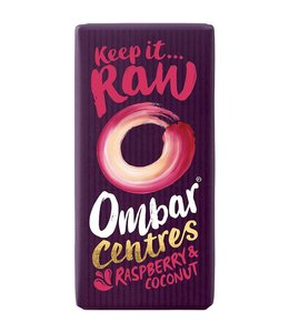 Ombar Ombar Raspberry & Coconut Centre 35g