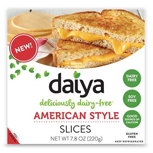 Daiya Cheese Launches in UK!