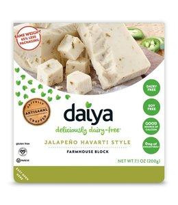 Daiya Daiya Jalapeno Havarti Cheese Block 200g