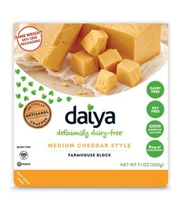 Daiya Daiya Cheddar Style Block 200g