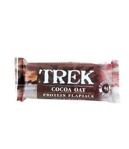 Trek Trek Cocoa And Oat Flapjack 50g