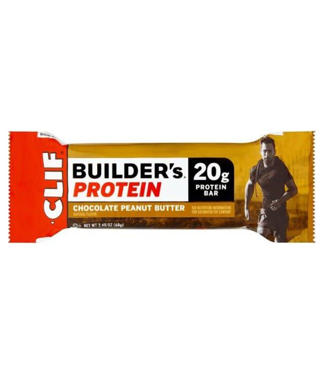 Clif Clif Builders Choc Peanut Butter - 68g