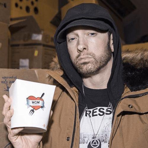 Eminem's Vegan 'Mom's Spaghetti' Served at Coachella