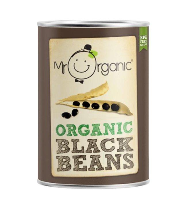 Mr Organic Mr Organic Black Beans 400g