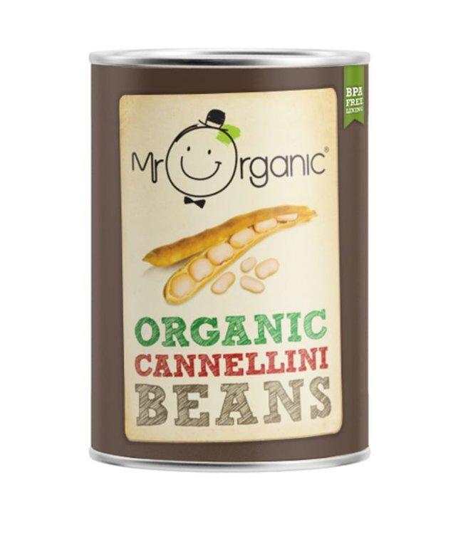 Mr Organic Mr Organic Cannellini Beans 400g