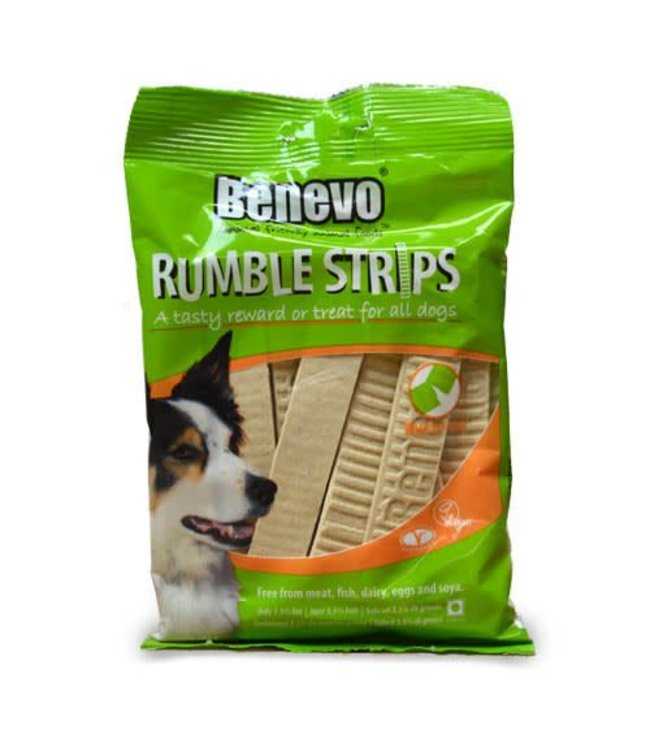 Benevo Benevo Rumble Dog Strips 180g