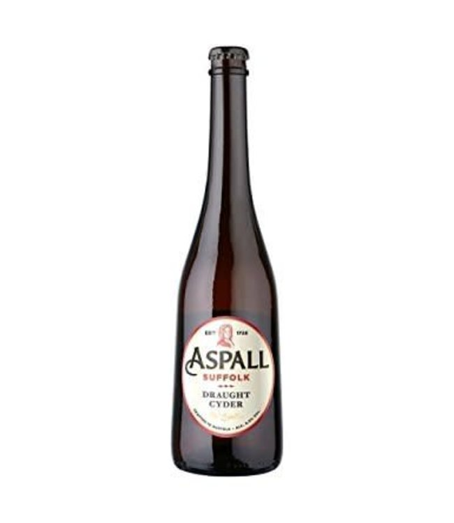 Aspall Draught Suffolk Cyder 500ml