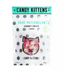 Candy Kittens Candy Kittens Sour Watermelon 138g