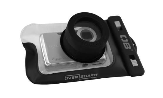 Over Board Over Board Waterproof Zoom Lens Camera Case