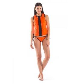 Glidesoul Vibrant Stripes collection Reversible Vest