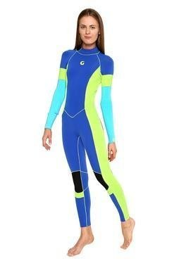 Tie&Dye collection Full Wetsuit 3mm