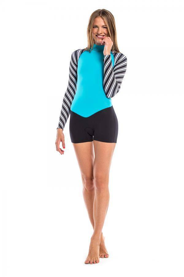 Glidesoul Vibrant Stripes collection Spring Suit 2mm