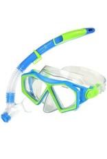 Aqua Lung Aqua Lung Molokai Mask Spout Snorkel 5+