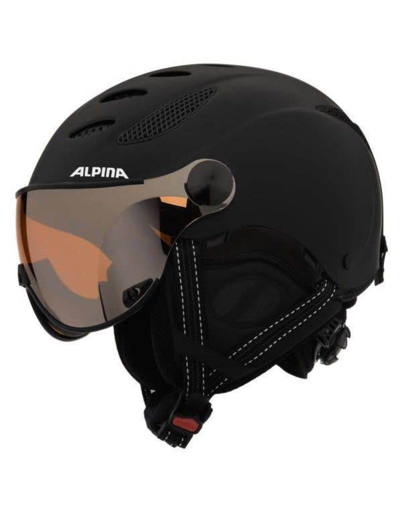 Alpina Jump JV Quattro Zwart