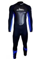 Skinfox Kids Fullsuit 2.5mm DeLuxe Wetsuit - Blue