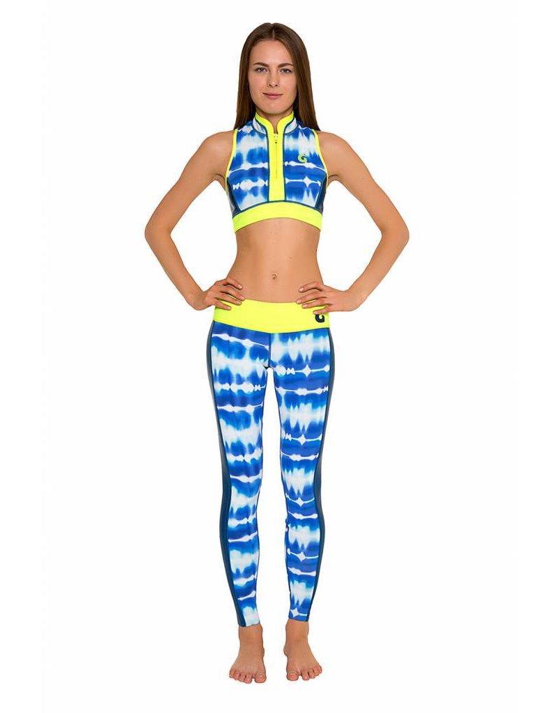 Glidesoul Tie&Dye legging 1mm