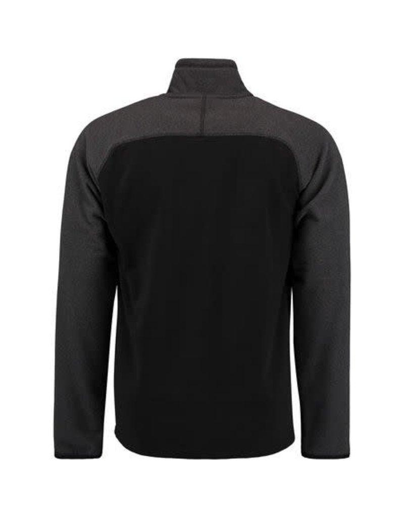 Oneill PM Ventilator Half Zip Fleece Black Out