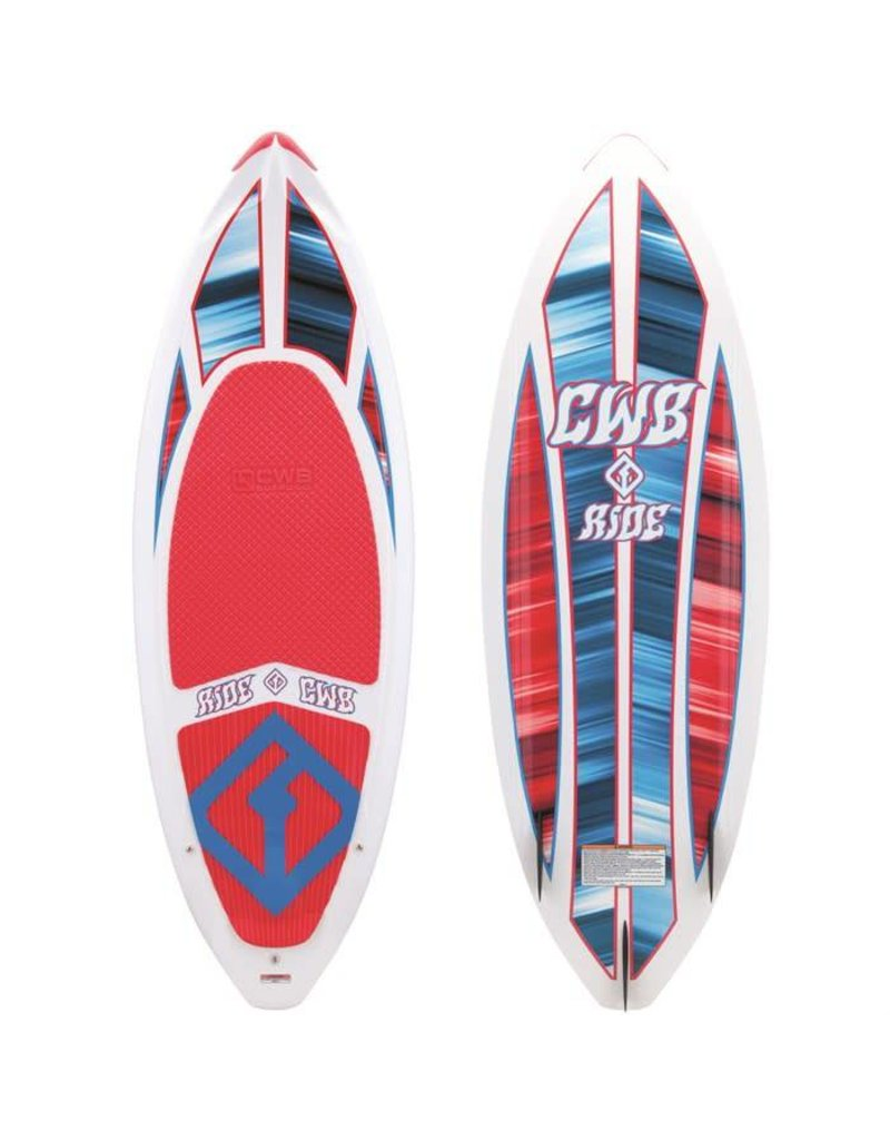 "CWB Ride 5'2"" Wakesurfer"