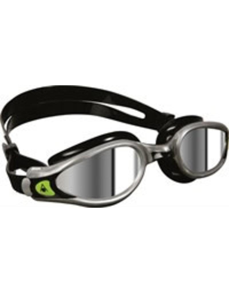 Aqua Sphere Kaiman EXO Mirrored Lens Silver/Black