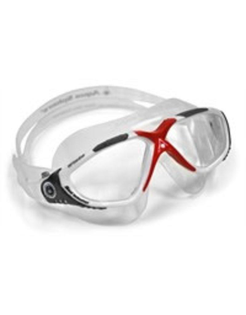 Aqua Sphere Vista Clear Lens White/Dark Grey