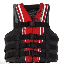 Connelly Men's 4-Buckle Nylon Vest