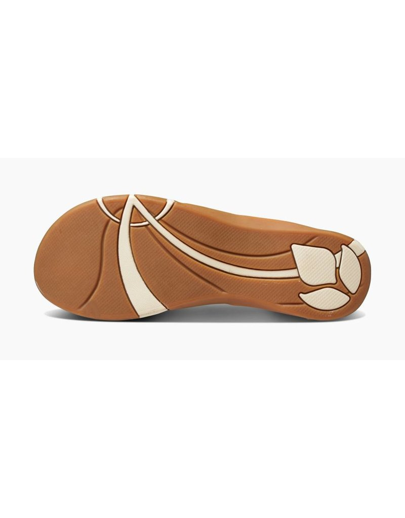 Reef Miss J-Bay Tan/White