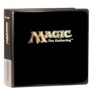 Ultra Pro Magic 3'' Black Album - Hot Stamp