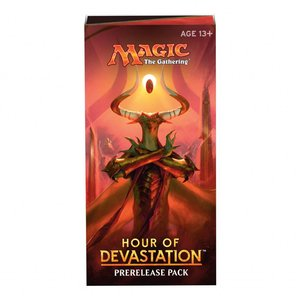 Magic the Gathering Hour of Devastation Prerelease Pack