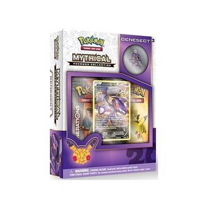 Pokemon TCG 20th Anniversary Mythical Box 10 - Genesect