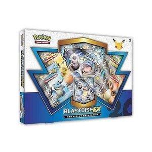 Pokemon TCG 20th Anniversary Red & Blue Collection - Blastoise-EX