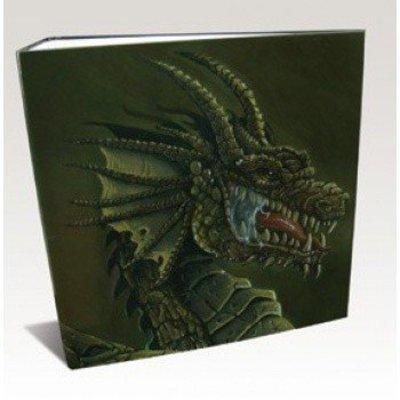 Dragon Shield 3-Ring Binder Brown Dragon