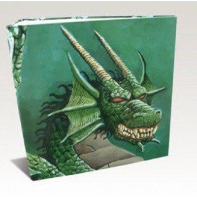 Dragon Shield 3-Ring Binder Green Dragon