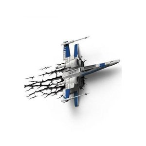 Star Wars 3D LED Light X-Wing Hero Starfighter