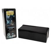 Dragon Shield 4 Compartment Storage Box Black