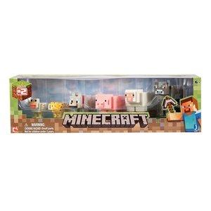 Minecraft 6-pack Animals