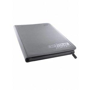 Ultimate Guard 9-Pocket ZipFolio XenoSkin Grey