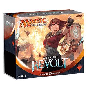 Magic the Gathering Aether Revolt Bundle