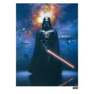 Star Wars Art Print Vader 35 x 28 cm