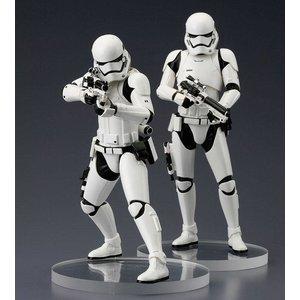 Star Wars Kotobukiya ARTFX+ Statue 2-pack First Order Stormtrooper 18 cm