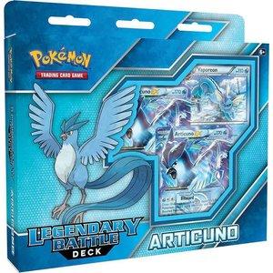 Pokemon TCG Articuno-EX Legendary Battle Deck