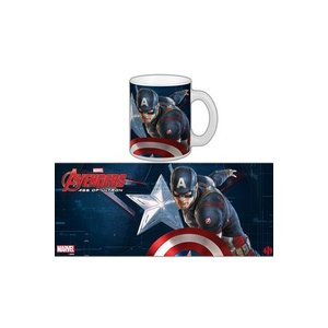 Marvel Comics Avengers Age of Ultron Mug Captain America