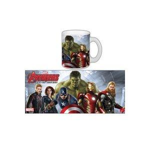 Marvel Comics Avengers Age of Ultron Mug Characters
