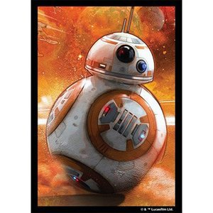 Fantasy Flight Games BB-8 Artwork Limited Edition Sleeves: Star Wars The Force Awakens