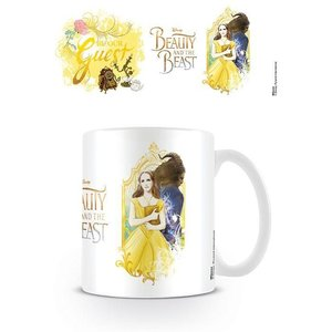 Disney Beauty and the Beast Beker Be Our Guest