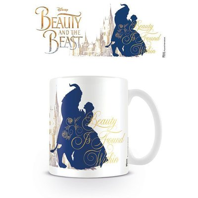 Disney Beauty and the Beast Beker Beauty Within